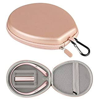 Tasche für LG Electronics HBS-910 / HBS-1100Tone Infinim Bluetooth Headset InEar Kopfhörer- Gold