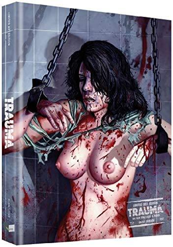 Trauma - Das Böse verlangt Loyalität - Mediabook - Cover E - Uncut - Limited Edition auf 444 Stück  (+ DVD) [Blu-ray]