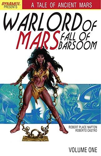 Warlord of Mars: Fall of Barsoom Vol. 1: Collection (English Edition)