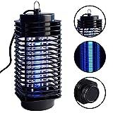TSYMQ Lampe électrique de Tueur d'insecte de Moustique, LED Photocatalyst Fly Trap Insect Insect Killer Trap Lamp, Anti Mosquito Repellent, pour Bedroom Courtyard Garden Office