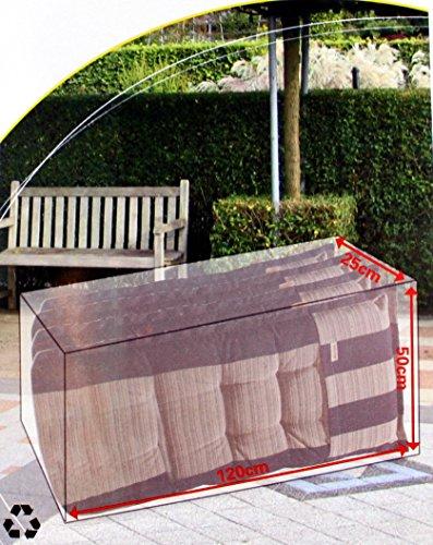 Protection khevenhüller Météo Protection Lot de 2 – K & B Distribution Bâche de protection pour coussins de jardin Rangement Couverture 138