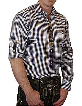 Hochwertiges OS Trachtenhemd Harry in verschiedenen Ausführungen