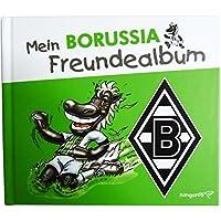 "Freundealbum ""Mein Fußball Freundealbum"" Borussia Mönchengladbach NEU"