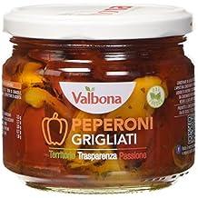 PEPERONI GRIGLIATI Una grigliatura particolare una speziatara che ne esalta il gusto per un pregiato ortaggio nazionale - 1 confezione da 6