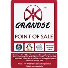 Grandse Billing and Inventory Management Software (DVD)