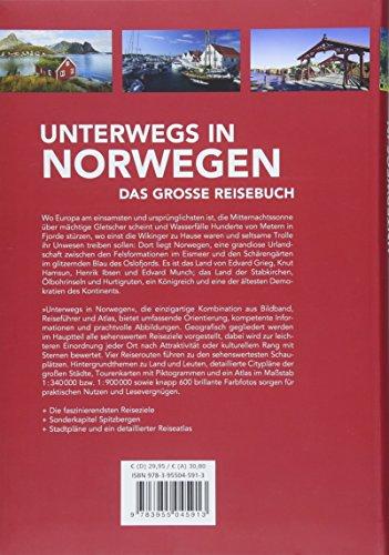 Unterwegs in Norwegen: Das große Reisebuch (KUNTH Unterwegs in ...): Alle Infos bei Amazon