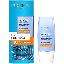 L'Oreal Paris UV Perfect 12H Longlasting UV protector, Transparent, 30ml