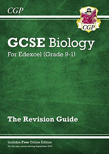 Grade 9-1 GCSE Biology: Edexcel Revision Guide with Online Edition