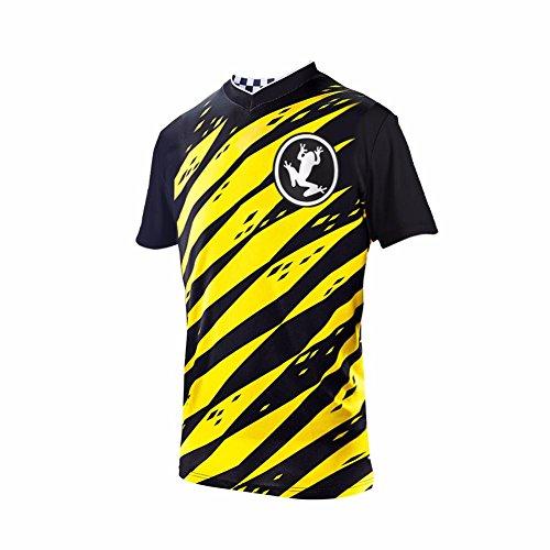 Uglyfrog #03 2018 Sport Kurzarm Sommer Stil Cycling Jersey Herren Motocross/MTB/Mountain Bike Wear Downhill Rundhals Shirt