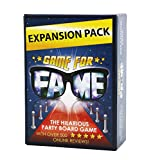 Best Board Games For Teens - Game for Fame Expansion Pack: 130 Hilarious New Review