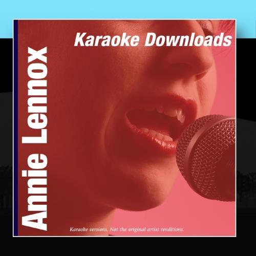 Karaoke Downloads - Annie Lennox