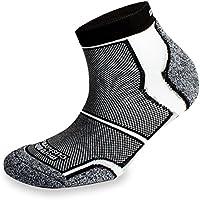 1par de calcetines acolchados More Mile Coolmax para deportes y carreras