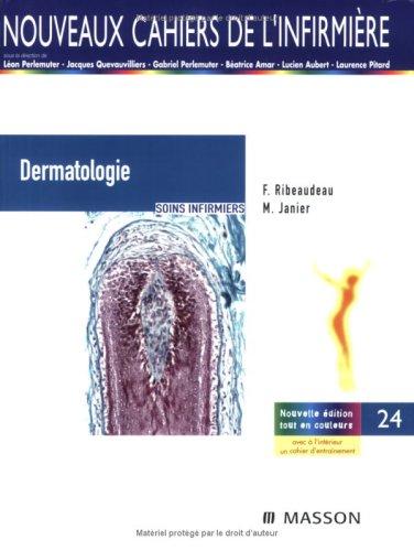 Dermatologie: Soins infirmiers