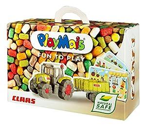 PlayMais - Fun to Play, 550 Piezas, Juego de Manualidades (Loick Biowertstoff GmbH 22AH160163)