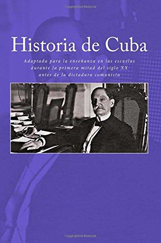 Descargar Libro Historia de Cuba de Gerardo Sanchez