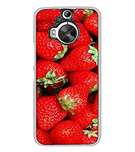 Fuson Designer Back Case Cover for HTC One M9 Plus :: HTC One M9+ :: HTC One M9+ Supreme Camera (sweet fruit food healthy beautiful)