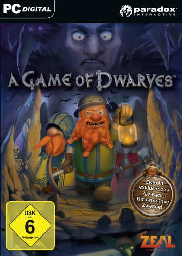 A Game of Dwarves [PC Steam Code]