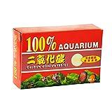 XIYAO CO2 Tabletten für Pflanzen Aquarium Kohlendioxid Diffusor Anlage Zubehör