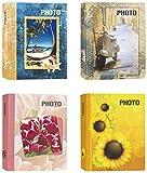 ZEP 4 Album fotografici Photo a Tasche 13X19 per 1200 Foto (300 Foto cad.) con memo - Conf. 4 pz.