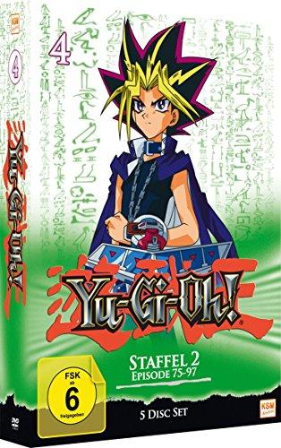 Yu-Gi-Oh - Staffel 2.2 (Episode 75-97) [5 Disc Set]