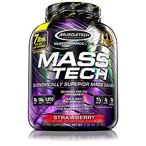 Muscletech Mass-Tech, 1er Pack (1 x 3.18 kg)