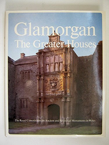 An Inventory of the Ancient Monuments in Glamorgan: Domestic Architecture from the Reformation to the Industrial Revolution v.4: Domestic Architecture ... to the Industrial Revolution Vol 4 by Royal Commission on the Ancient and Historical Monuments in Wales (1-Sep-1981) Hardcover