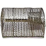 Iron Trap | Trapper | Cage | Rat Catcher | Mouse Trapper | Rodent Cage - 29 cm