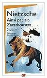 """Afficher """"Ainsi parlait Zarathoustra"""""""