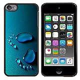- Baby Footsteps - Slim Guardia cassa dell'armatura del telefono- For Apple iPod Touch 6 6th Generation Devil Case