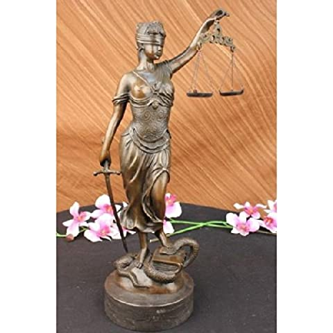 Escultura bronce estatua...Envío gratis...18