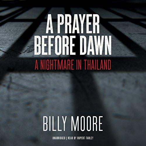 A Prayer Before Dawn  Audiolibri
