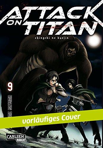Buchseite und Rezensionen zu 'Attack on Titan, Band 9' von Hajime Isayama