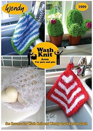 wendy-home-dishcloths-accessories-wash-knit-knitting-pattern-5999-aran