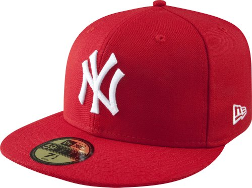 New Era Mlb Basic New York Yankees - Chapeau pour Homme, couleur Multicolore, taille 7 7/8
