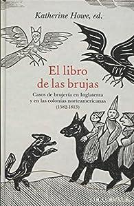 El libro de las brujas par Katherine (ed.) Howe