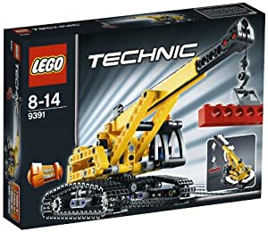 LEGO Technic 9391: Tracked Crane
