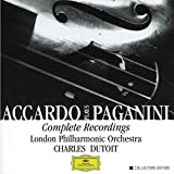 Accardo Plays Paganini (DG Collectors Edition)