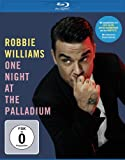Robbie Williams-One Night at the Palladium Bd [Blu-ray] [Import anglais]