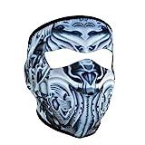 ZANheadgear Neopren 'biomechanische' Face Maske