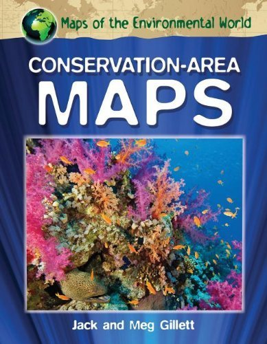 Conservation-Area Maps (Maps of the Environmental World) by Jack Gillett (2012-08-15)