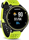 Garmin Forerunner 230 GPS Running Watch with Smart Features - Purple and White
