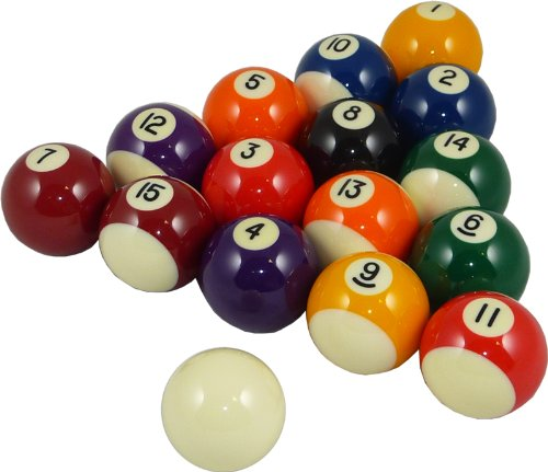 Set Of Quality Spots N Stripes Pool Table Bal The Best Amazon - Pool table price amazon