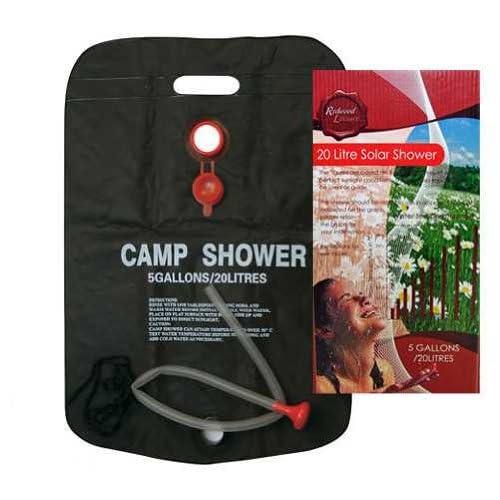 Hamble Redwood BB-SS250 20L Solar Shower