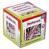 fischer DUOPOWER 8 x 65 - Universaldübel für eine Vielzahl
