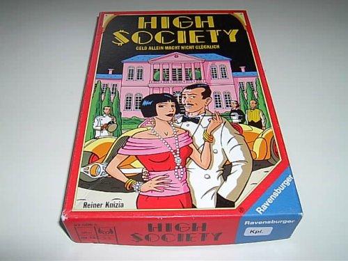 Preisvergleich Produktbild Spiel High Society