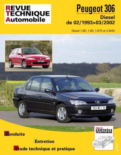 Revue Technique 114.1 Peugeot 306 Diesel