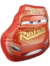 Cerdá Cojin Forma Cars 3, Calentadores para Niños, (Rojo 06), One Size (Tamaño del Fabricante:única)