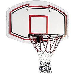 Pro Touch Juego de baloncesto de 71685100001bádminton Board, color blanco/negro/rojo, 1