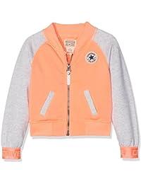Converse Raglan Varsity Jacket, Survêtement Fille