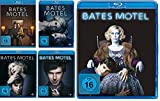 Bates Motel - Season One, Two, Three, Four & Five im Set - Deutsche Originalware [11 Blu-rays]]